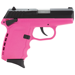"""SCCY CPX-1 9mm 10+1 3.1"""" Pistol in Polymer (Carbon) - CPX1CBPK"""