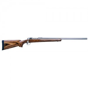 """Savage Arms 12 VLP DBM .204 Ruger 4-Round 26"""" Bolt Action Rifle in Stainless Steel - 18466"""