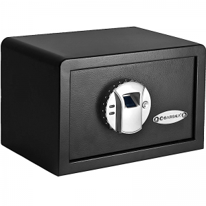 Barska AX11620 Compact Home and Office Safe Black
