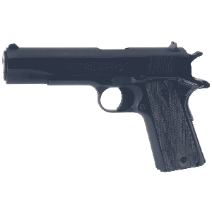 """Colt 1991 .38 Super 9+1 5"""" 1911 in Stainless Steel (Government) - O2991"""