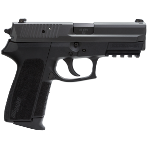 "Sig Sauer SP2022 Full Size 9mm 10+1 3.9"" Pistol in Black Nitron (SIGLITE Night Sights) - SP20229BSS"