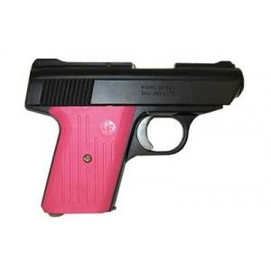 "Cobra Enterprises CA380 .380 ACP 5+1 2.8"" Pistol in Pink - KFA-30510"