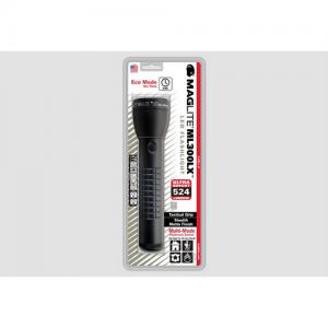 """MagLite ML300LX Flashlight in Black (9.125"""") - ML300LX-S2CC6"""