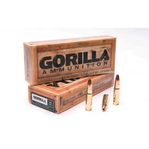Gorilla Ammunition Company LLC Gorilla Ammunition .300 AAC Blackout Hollow Point, 110 Grain (20 Rounds) - GA300110VARM
