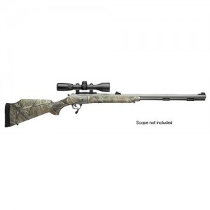Thompson Center Stainless .50 Caliber w/Realtree Stock 8512