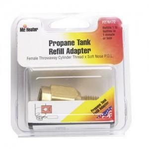 Mr Heater Propane Refill Adapter F276172