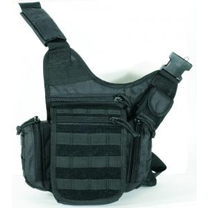 Voodoo Ergo Waterproof Sling Backpack in Black - 15-935501000