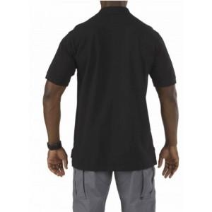 5.11 Tactical Professional Men's Short Sleeve Polo in Dark Navy - Medium