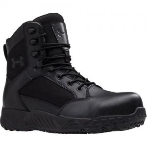UA Tac Zip 2.0 Protect Size: 8.5 Color: Black