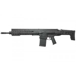 "DRD Tactical LLC Paratus .308 Winchester/7.62 NATO 20-Round 18"" Semi-Automatic Rifle in Black - P762-BLK18"
