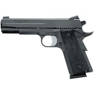 "Sig Sauer 1911 Full Size XO .45 ACP 8+1 5"" 1911 in Black Nitron (Black Ergo XT Grip) - 191145BXO"