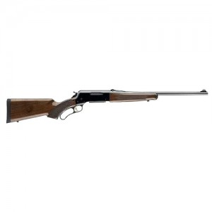 """Browning BLR Lightweight with Pistol Grip .243 Winchester 4-Round 20"""" Lever Action Rifle in Blued - 34009111"""