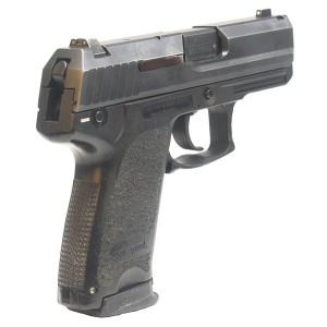 """Pre-Owned Heckler & Koch (HK) USP40C .40 S&W 12+1 3.58"""" Pistol in Black (V3) - POHKUSP40C-A"""