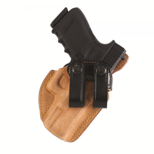 Royal Guard Inside The Pant Holster (Gen 2) Color: Black Gun Fit: S&W  M&P 9/40 Hand: Right - RG472B
