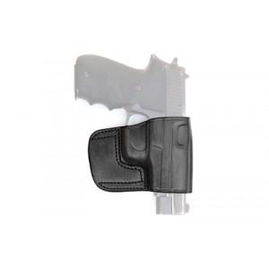 """Tagua Bsh Belt Slide, Fits Colt Govt 5"""", Right Hand, Black Bsh-200 - BSH-200"""