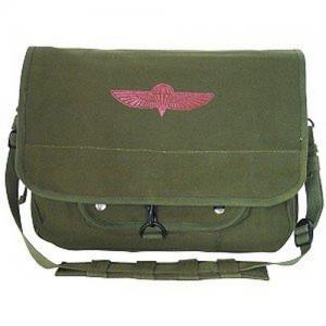 5ive Star Gear Paratrooper Shoulder Bag Shoulder Bag in OD Green - 6260000