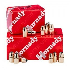 Hornady .474 Cal. 500 Grain Dangerous Game Solid Bullets 4748