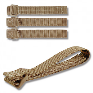 5  Tactie Attachment Strap (Pack Of 4) Color: Khaki
