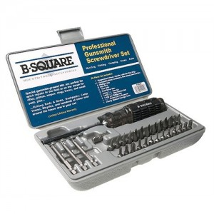 B-Square 32 Piece Magnetic Screwdriver Set T0045