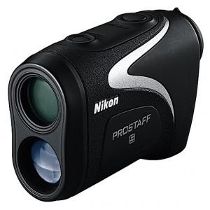 Nikon Prostaff 5 6x Monocular Rangefinder in Black/White - 8388