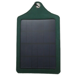 Covert Scouting Cameras 2779 Solar Panel w/ Battery Fits 2014 Covert Cameras Grn