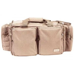 5.11 Tactical Ready Bag Weatherproof Range Bag in Sandstone 600D Polyester - 59049