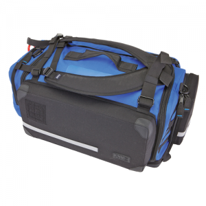 5.11 Tactical Responder BLS 2000 Waterproof Gear Bag in Alert Blue 1000D Nylon - 56934-694-1 SZ