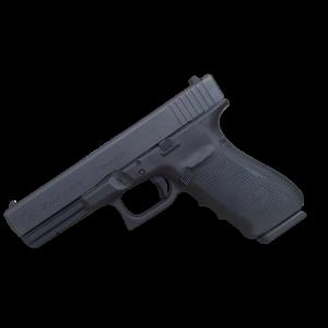 """Glock 20 10mm 15+1 4.61"""" Pistol in Polymer (Gen 4) - PG2050203"""