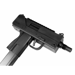 "Masterpiece Arms Defender .45 ACP 30+1 6"" Pistol in Black - MPA10SST"