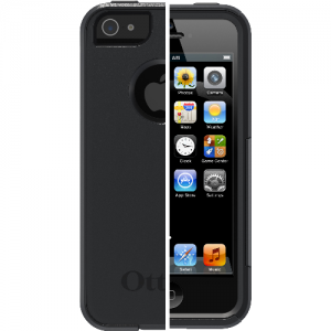 OB iPhone 5 Commuter - Black