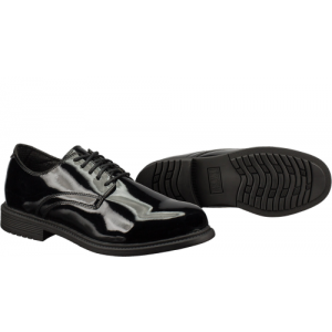 DRESS OXFORD HG WD BLK  DRESS OXFORD CLARINO STYLE BLACK SIZE 9 WIDE