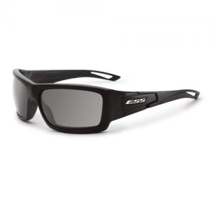 Credence Black Frame w/Smoke Gray Lenses