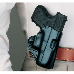 Top Cop Paddle Holster Gun Fit: Springfield XD .40 (3  bbl) Hand: Right Handed Color: Black - 037BA77Z0