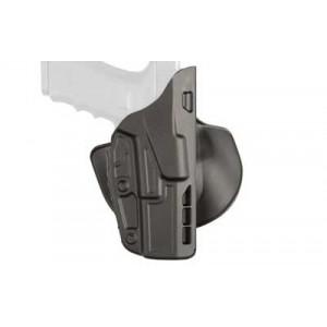 """Safariland 7TS ALS Concealment Right-Hand Multi Holster for Beretta 92F, 92Fs, 92G, 96, 96G in Black Safari Seven (5"""") - 7378-73-411"""