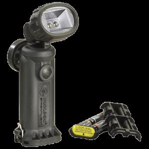 Streamlight 90641 Knucklehead Flashlight AA Alkaline (4) Polymer Black