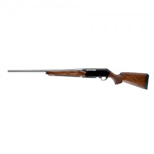 """Browning BAR ShortTrac Stalker .243 Winchester 4-Round 22"""" Semi-Automatic Rifle in Black - 31535211"""