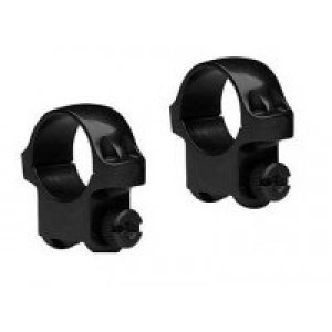 "Ruger & Company Inc Clamshell Pack Rings Accepts up to 32mm High 1"" Tube Diameter Matte Finish 90409"