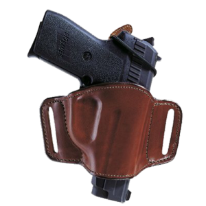 "Bianchi 19244 Minimalist Concealment Holster 105 Fits Belts up to 1.75"" Tan Leat - 19244"