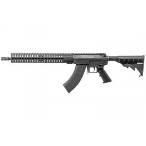 "CMMG Mk47 T Mutant 7.62X39 30-Round 16.1"" Semi-Automatic Rifle in Black - 76AFC41"