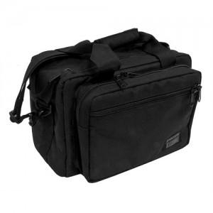 Blackhawk Deluxe Range Bag Range Bag in Black 600D Polyblend + PVC lining - 74RB01BK