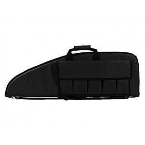 "NCStar Long Gun Case 40"" Length Foam Lined PVC Tactical Nylon Black Color CV290740"