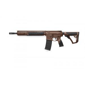 """Daniel Defense M4A1 .223 Remington/5.56 NATO 10-Round 16"""" Semi-Automatic Rifle in Flat Dark Earth (FDE) - 02-088-15126-055"""