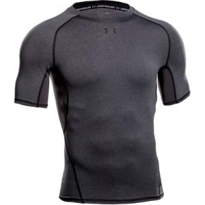 Under Armour HeatGear Men's Undershirt in Carbon Heather - 2X-Large