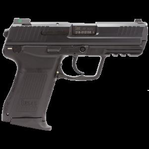 "Heckler & Koch (HK) HK45C .45 ACP 8+1 3.9"" Pistol in Polymer (Compact V7) - 745037LEA5"