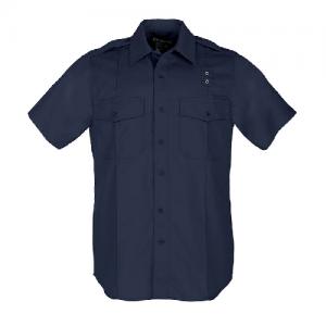 5.11 Tactical PDU Class A Women's Uniform Shirt in Midnight Navy - Small