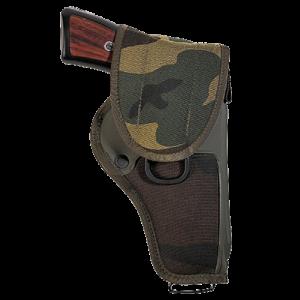 Bianchi 14870 UM841 Universal Military Colt KC/ Python/Trooper MKlll Nylon Camo - 14870