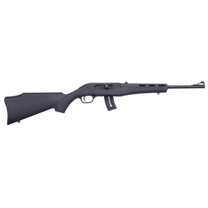 "Mossberg Blaze .22 Long Rifle 11-Round 16.5"" Semi-Automatic Rifle in Blued - 37312"