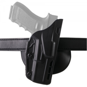 "Safariland 7378 ALS Left-Hand Paddle Holster for Glock 17 in STX Plain (4.5"") - 7378-83-412"