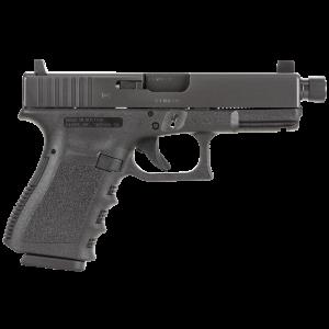 "Glock 19 9mm 10+1 4"" Pistol in Polymer (Gen 3) - PI1950201TB"