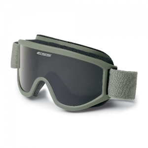 Land Ops (Foliage Green) - Goggle includes SpeedSleeve, 2.6mm Clear & Smoke Gray lenses